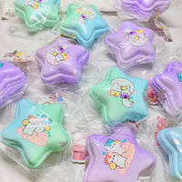 Pre-Order Star and Moon Star Macaron Squishy