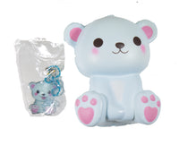 Puni Maru's Jumbo Happy Polar Bear Squishy
