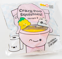 Puni Maru Mini Crazy Poo Squishy Series 2