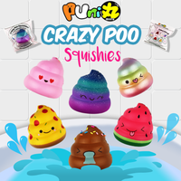 Puni Maru Mini Crazy Poo Squishy