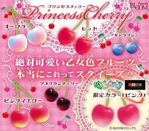 iBloom Princess Cherry Squishy