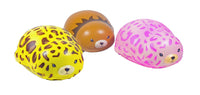 Puni-Maru Jumbo Mochi Seal Squishy Lion and Leopard