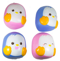 Puni Maru Jumbo Happy Penguin Squishy