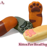 Cafe Sakura Kitten Paw Super Squishy