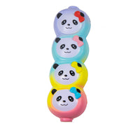 Squishyfun Panda Dango Rainbow Squishy Slow Rising Scented Squishiy