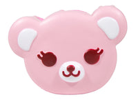 ibloom Tea Time Bear Squishy pink version front view