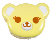 ibloom Tea Time Bear Squishy yellow version front view