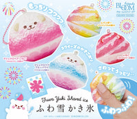 iBloom FuwaYaki Mini Shaved Ice Squishy