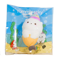 CreamiiCandy YummiiPocky Puppy Ice Cream Mermaid Squshy