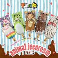Puni Maru Animal Popsicle Squishy Part 2