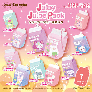 iBloom Mini Juice Packs Blind Bag Squishy