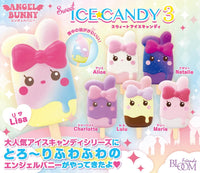 iBloom Angel Bunny Ice Candy Squishy