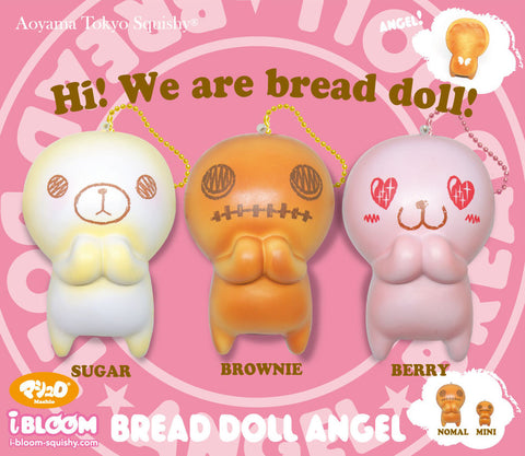 ibloom Bread Doll Angels