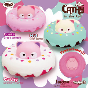Cathy in a Roll iBloom released add