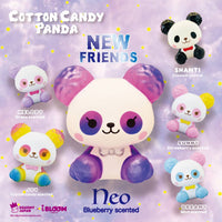 ibloom Cotton Candy Panda Squishy