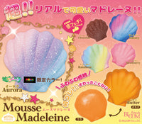 iBloom Mousse Madeleine Squishy