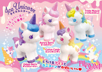 IBloom Ice Unicorn Squishy
