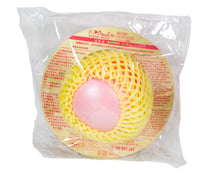 iBloom Super Jumbo I Love Peach Squishy ibloom peach pink in packaging rear view