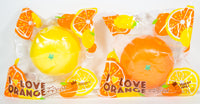 Ibloom I Love Orange Fresh