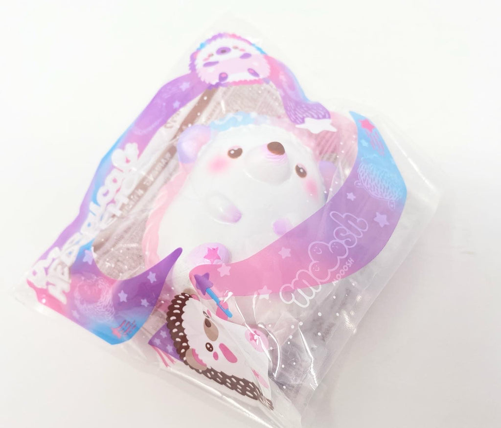iBloom Magical Hedgehog Squishy