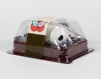 Puni-Maru Jumbo Mochi Seal Squishy Panda version in packaging side view