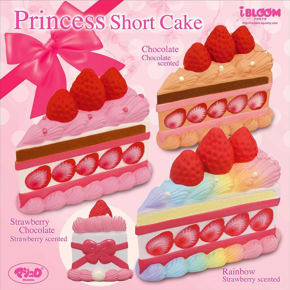 iBloom Princess Shortcake Squishy company add