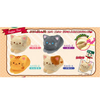 Cafe Sakura Coppe Pan Cat Bread Squishy