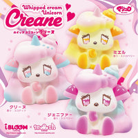 iBloom Whipped Cream Unicorn Squishy