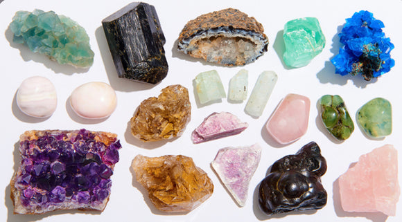 Crystal Sets & Jewelry