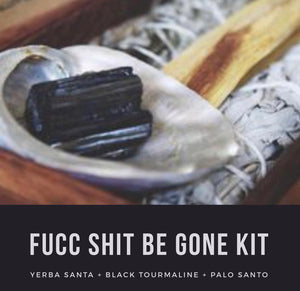 Fucc Shit Be Gone Kit