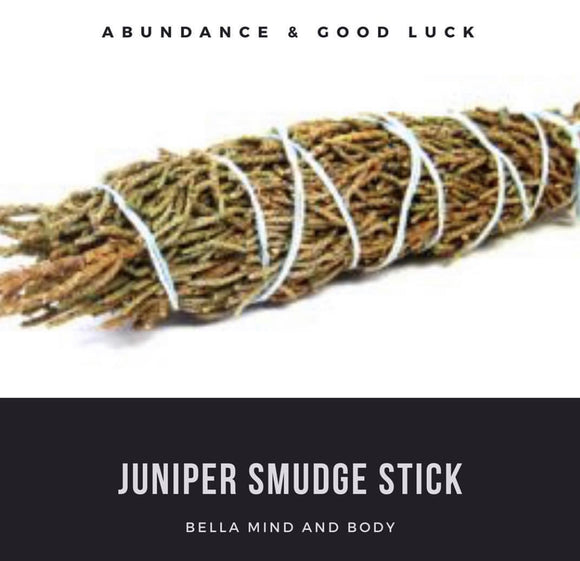 Juniper Smudge Sticc 2Pacc