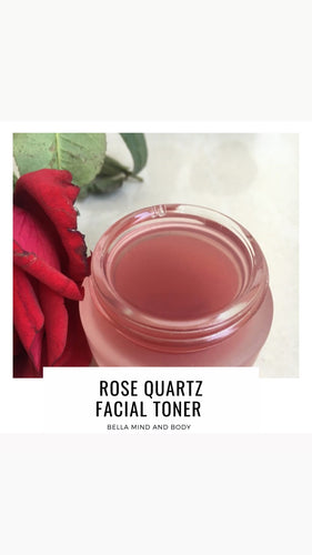 Rose Quartz Facial Toner