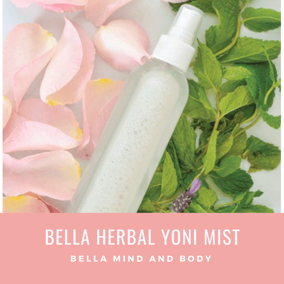 Bella Herbal Yoni Mist