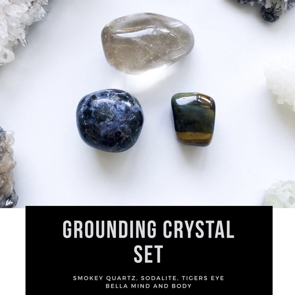 Grounding Crystal Set