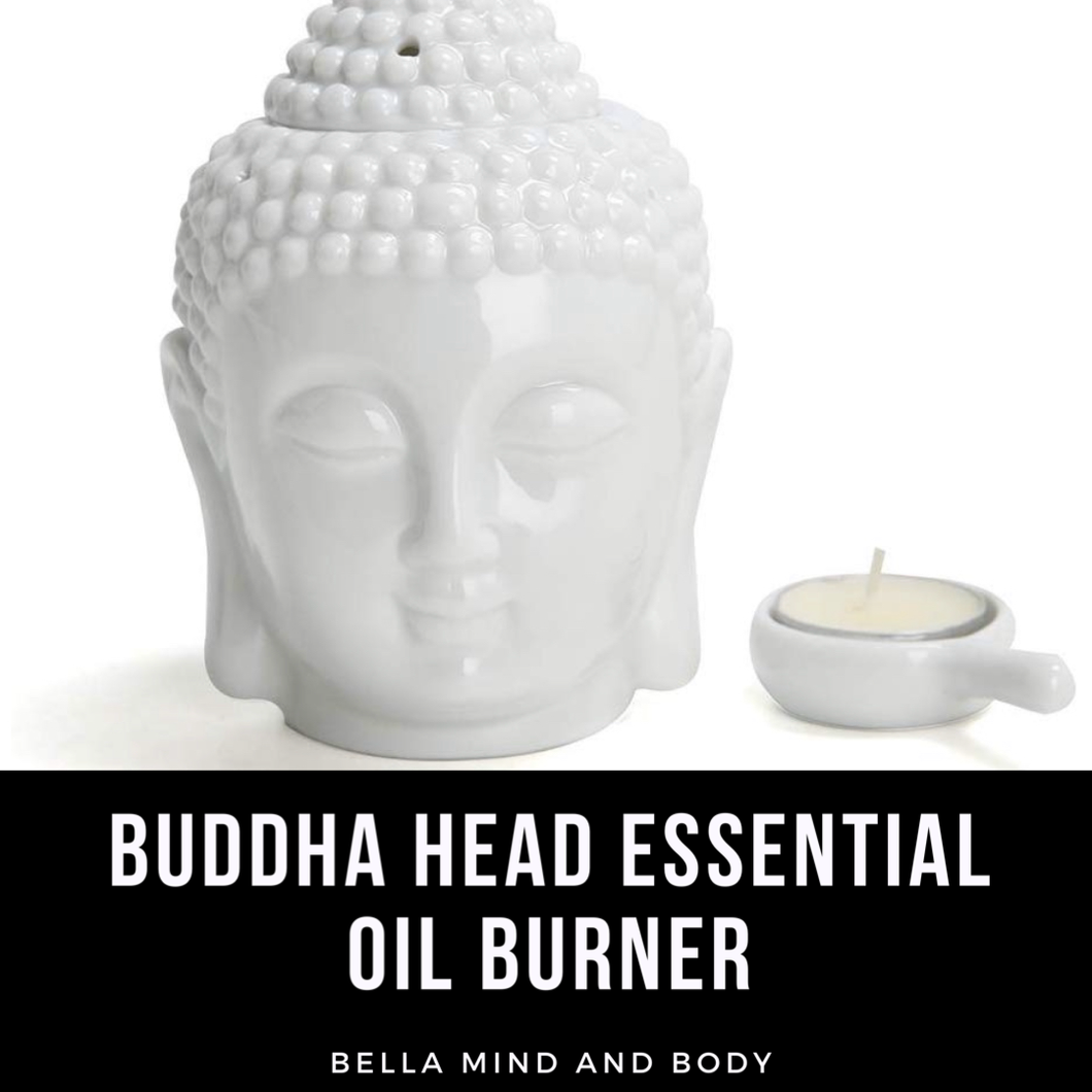 Buddha Head Essential Oil Burner