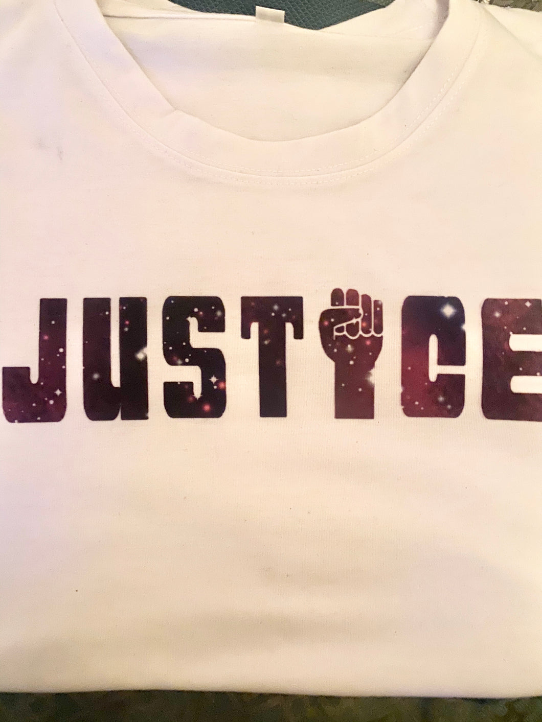 """ Justice"" Tee"