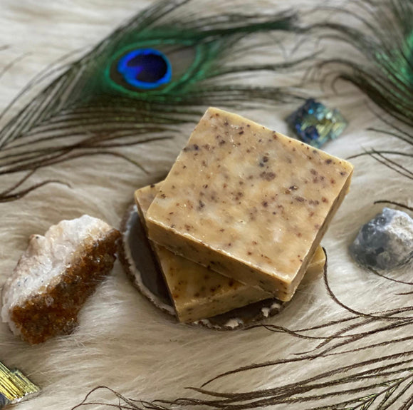 Healing Auras Protection Soap