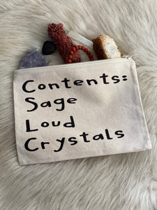 Sage Loud Crystals