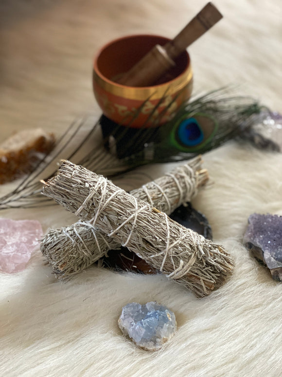 Meditation and Healing Smudge Kit
