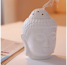 Load image into Gallery viewer, Buddha Head Essential Oil Burner