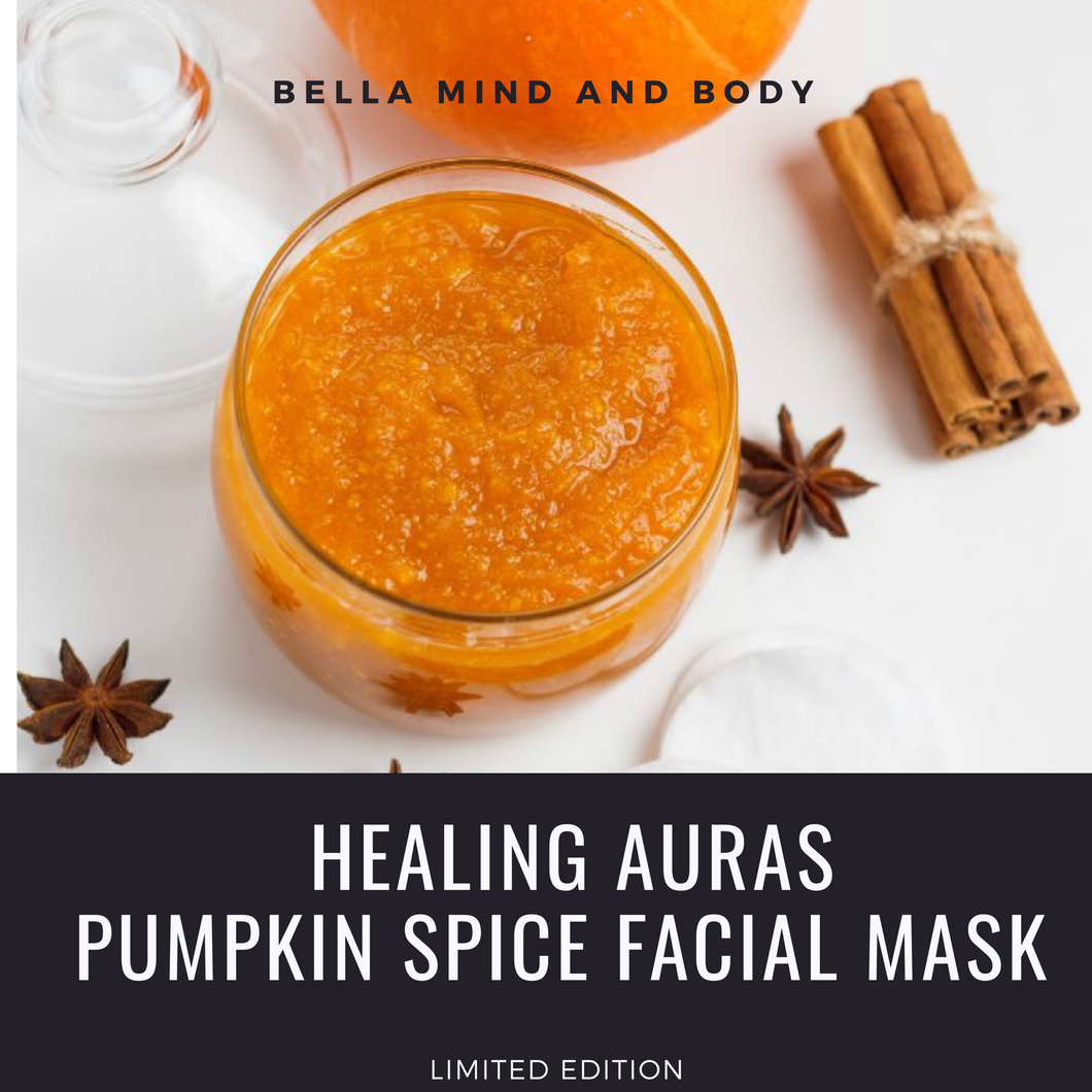 Pumpkin Spice Facial Mask