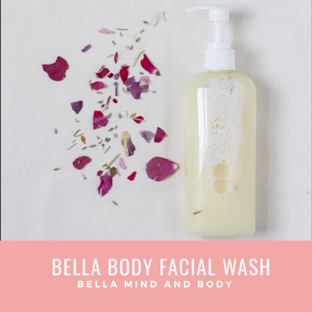 Bella Body Facial Wash