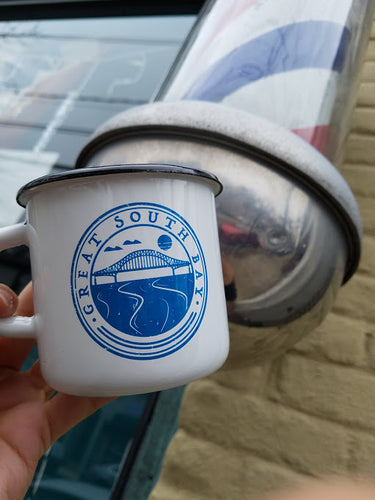 Great South Bay Campfire Mug