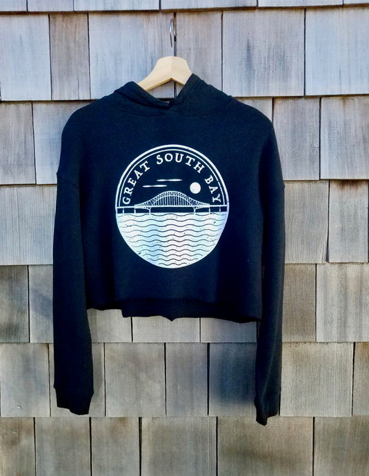 crop Great South Bay Sweatshirt