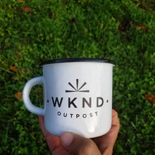 Load image into Gallery viewer, WKND outpost Campfire Mug