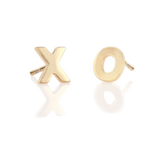 Load image into Gallery viewer, xo earrings