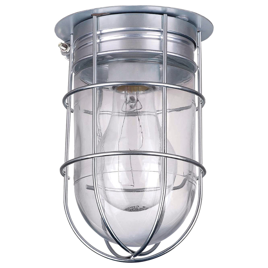 Cage Light - Damp Location - Industrial Light Electric - 1