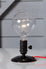 Industrial Desk Light - Bare Bulb Lamp - Industrial Light Electric - 2
