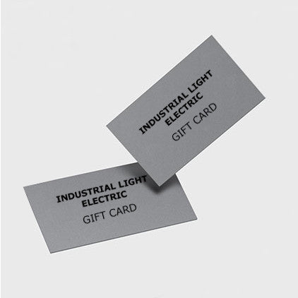 Gift Card - Industrial Light Electric