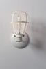 Cage Light - Industrial Wall Mount Sconce - Industrial Light Electric - 5